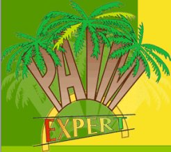De link naar de kwekerij Palmexpert