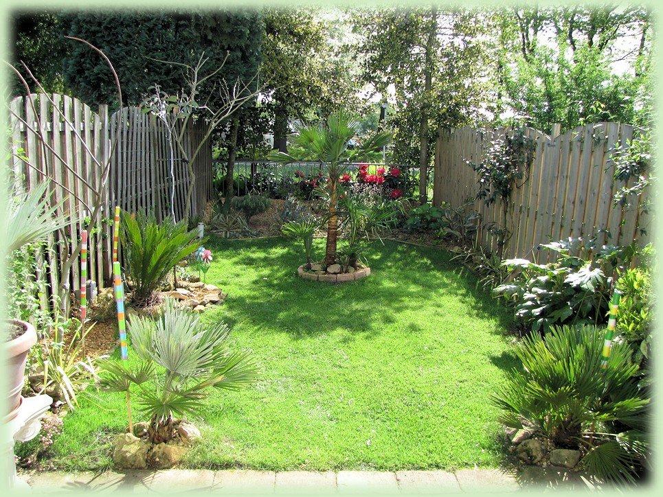 Mijn tuin in mei 2012