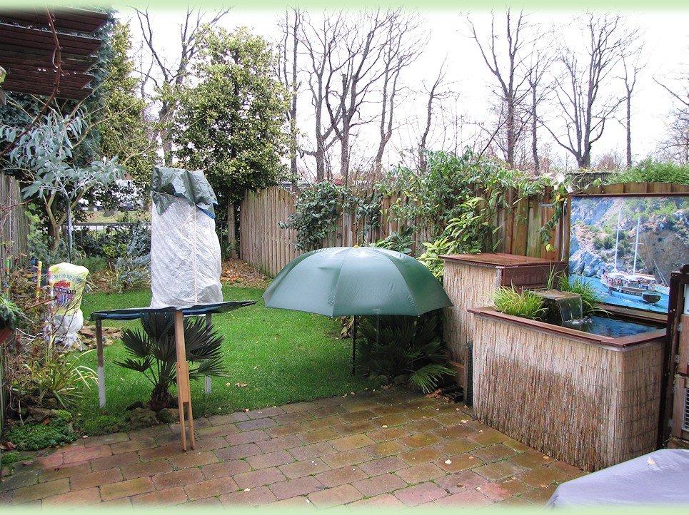 November herfst tuin 2012